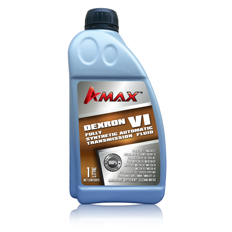 Fully Synthetic Automatic Transmission Fluid Dexron VI (1L